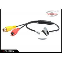 High Brightness Car Rear View Camera With Dual Switch For Mirror / Normal View