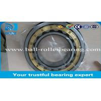 Buy cheap NJ220- E-M1 Cylindrical Single Row Roller Bearing With Steel / Brass Cage product