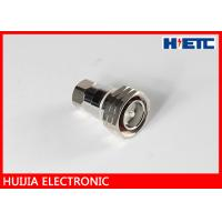 "Buy cheap 1/2"" Feeder Cable RF 7/16 DIN Straight Male Connector Telecommunication Components For Electronic Parts product"