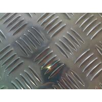 Buy cheap 3000 Series 3003 H14 Polished Aluminum Diamond Plate Thickness 0.7mm-20mm product