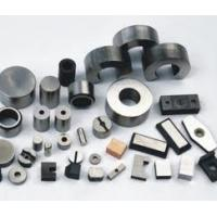 China OEM and ODM Ferrite Extra Strong permanent Magnets Material Grade YS33H, YS10T on sale