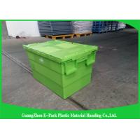Environmental Protection Large Distribution Storage Box with Lid