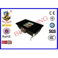 Buy cheap Amusement Coffee Table Arcade Machine Stainless Steel Legs For Pubs / Clubs product
