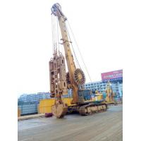 Buy cheap Multi Function Borehole Diaphragm Wall Grab With 0.8 - 1.8 m³ Capacity KH40 from wholesalers