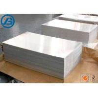 Buy cheap 610 x 914mm x 1-13mm Magnesium Alloy Strongest Metal For Etching Engraving from wholesalers