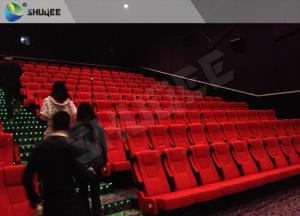 Buy cheap Cost-Effective Red Folded PU Leather Chair For 50-120 People 3D Cinema product