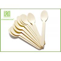 China Food-grade FSC FDA Small Disposable Dessert Spoon wholesale