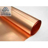 China Copper Foil Conductive with maxth width650mm wholesale