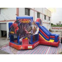 Buy cheap Fireproof Inflatable Advertising Bouncer Helium PVC Colorful B1 Certifications product