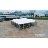 Buy cheap Aluminum & PVC Modular Tent Used for High Class Events , Waterproof Canopy Tent product