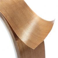 China Hitzbeständig PTFE High Temperature Tape PTFEband Klebeband auf Glasgewebe Basis Silikon for sale