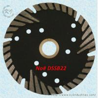 Buy cheap Diamond Multi-segment Turbo Saw Blade for Abrasive Materials and Stone - DSSB22 product