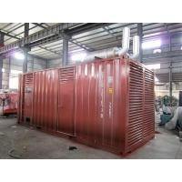 Buy cheap 600 KW Cummins Diesel Generator With Container Design 1500RPM 3 Phase 4 Pole product