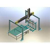 Buy cheap Flat Glass Loader For Construction Glass Production Line 2500 × 1800 mm product