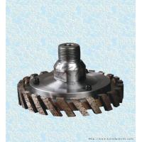 Buy cheap Profile Gauging Wheel for CNC Stone Processing Machine - DOMS02 product
