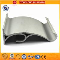 Buy cheap Professional Highly Glossy 6063 Aluminium Alloy Profiles 6m Normal Length product