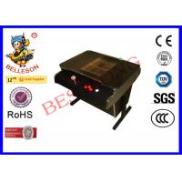 Quality Household Coffee Table Arcade Machine 110V - 220V Support DIY Sticker for sale