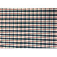 Buy cheap Plaid Awning / Bedding / Curtain Custom Printed Fabrics 110-130gsm product