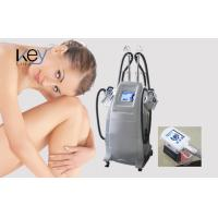 Buy cheap Vacuum Pulse Cryolipolysis Slimming Machine For Tighten Skin With 2 Handles product