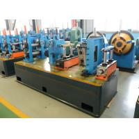 Buy cheap Customized Round Pipe Tube Mill , ERW Pipe Mill Line CE ISO Certification product