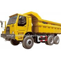 Buy cheap Rated load 40 tons Off road Mining Dump Truck Tipper 276kw engine power with 26m3 body cargo Volume product