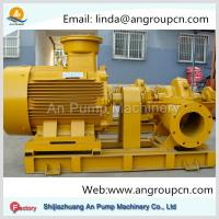 Buy cheap high flow electrical fire water pump supplier from wholesalers