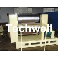 Buy cheap Hydraulic Hot Stapmping MDF Embossing Machine for Wood Embossing Pattern product