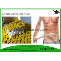 Buy cheap 99% Raw Peptides Steroids Powder CJC-1295 DAC 2mg / vial for Fat Loss and Muscle Gain product