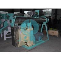 Buy cheap Chicken Cattle Feed Pellet Mill Stainless Steel Conditioner 380V 55kw product
