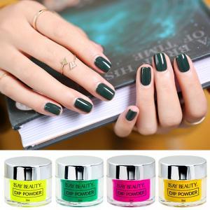 Buy cheap easy soak off save time powder dip nails nail glue dip acrylic system nail product