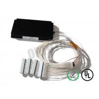 Buy cheap 1310/1550nm Single Mode Fiber Coupler 0.9mm Low Insertion Loss 1m Length product