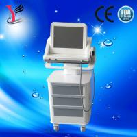 China three cartridge 1.5 3.0 and 4.5mm / face and body wrinkle removal hifu beauty machine wholesale