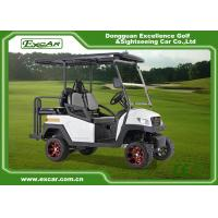 Quality 2 Seater Mini Electric Hunting Buggy Golf Cart Type Vehicles Ce Roved For