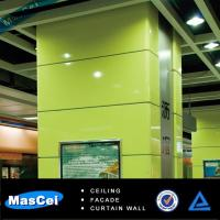 Buy cheap Aluminium structures with Anodized for Curtain wall, welcome OEM & ODM product