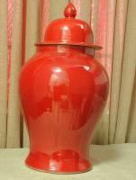 Buy cheap colored glaze porcelain vase from wholesalers