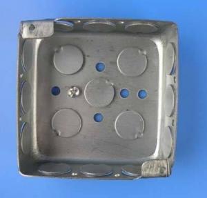 Buy cheap caja de conexiones del acero 4*4 product