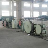 Buy cheap Recycling PVC Coated Hexagonal Gabion Mesh Machine 2500mm x 60mm x 1600mm product
