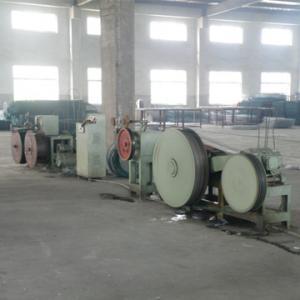 Buy cheap Recycling PVC Coated Hexagonal Gabion Mesh Machine 2500mm x 60mm x 1600mm product