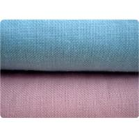 Buy cheap Blue / Pink 100% Ramie Fabric Home Furnishing Fabric 21* 21 52 *58 product