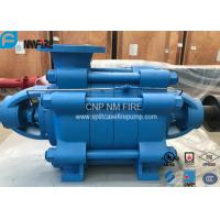 Buy cheap Ductile Cast Iron Emergency Fire Pump With Electric Motor Driven Energy Saving product