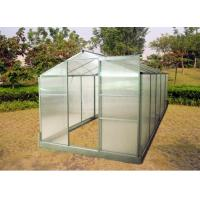Buy cheap Portable Garden Greenhouse 4mm UV Twin-Wall Polycarbonate Greenhouses with 4 Vents  product