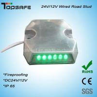 Buy cheap LED Aluminum Wired Road Stud with RoHS and CE Approved (TP-WS-001) product