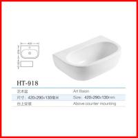 Buy cheap cheap used bathroom vanity cabinets bathroom wash basin vanity sink product