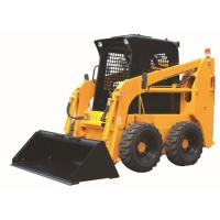 Buy cheap China WY45G 700kg Bobcat type quick hitch small skid steer  loader product