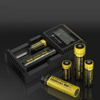 Buy cheap wholesale aa battery charger li-ion mini max power battery charger nitecore D2 D4 12v 18650 battery charger product