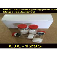 Buy cheap Legal CJC-1295 Without DAC CAS 863288-34-0 5mg * 10vials For Hair Regrowth product
