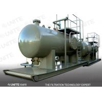 Buy cheap ASME Solid Gas filter separator / natural gas filter separator for solid removing product