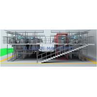 Buy cheap Shampoo Liquid Detergent Toothpaste Preparation and Production Storage Tanks from wholesalers