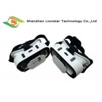 Buy cheap Adjustable Google Virtual Reality Smartphone Headset VR Tookit ABS Plastic Material product