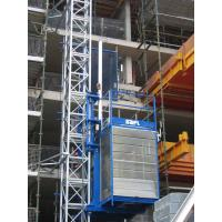 Buy cheap Single cage SC200 Construction Hoist Elevator 3×11 kw ISO9001 & CE for rental product